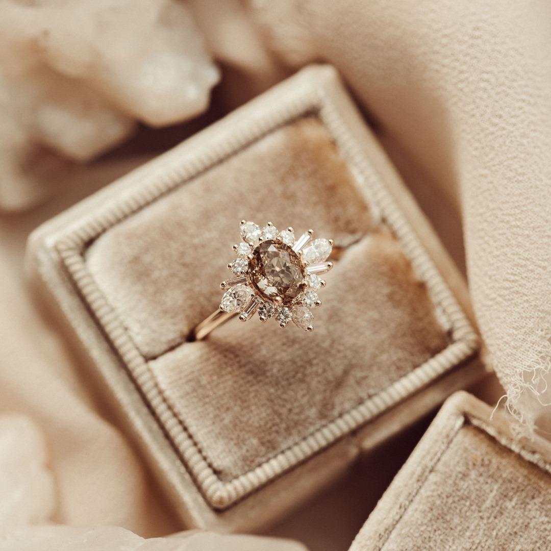 bague, bijoux, and gold image