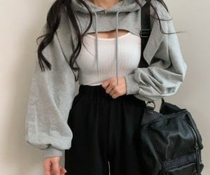 look, fashion, and casual look image