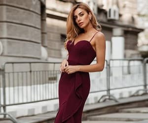 ball gown, trendy, and ball dress image