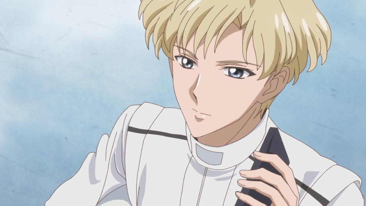 anime, sailor moon, and haruka tenou image