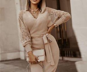 aesthetic, fashion, and glamorous image