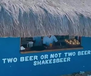 bar, beer, and drinks image