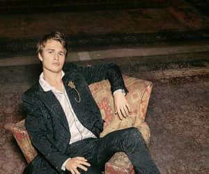 celebrities, handsome, and ansel elgort image