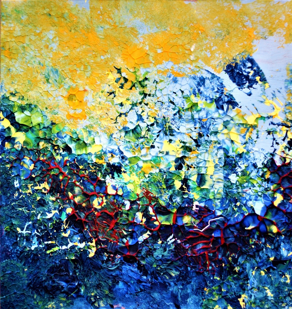 Abstract Painting, artworks, and abstract expressionism image