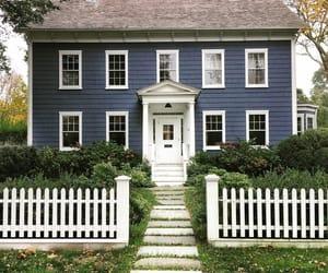 Bleu, parfait, and maison de rêves image