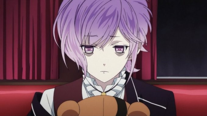 anime, kanato sakamaki, and diabolik lovers image