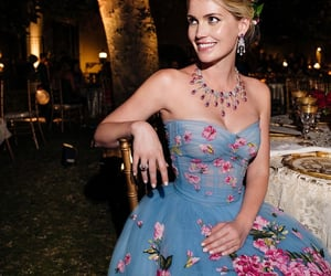 dolce and gabbana, kitty spencer, and diamonds image