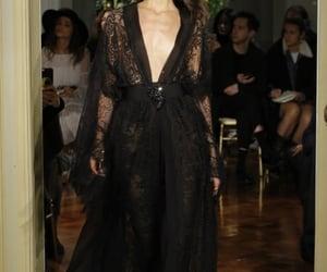 fashion, Alberta Ferretti, and runway image