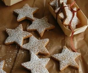 cake, cake decoration, and muffins image