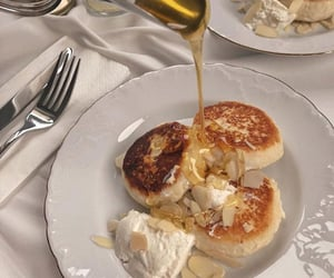 cream, guilty pleasure, and honey image