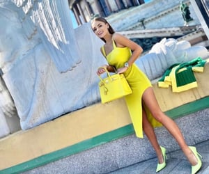 fashion, look, and hermes image