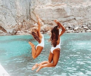 bikini and summer image