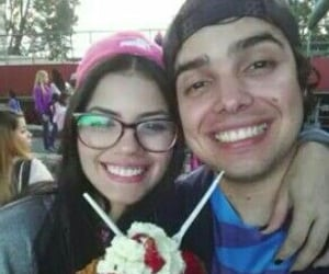 amor, ice cream, and youtube image