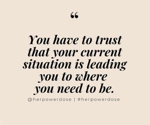 motivation, positive, and trust image