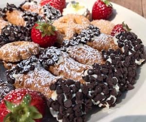 delicious, yum and dessert