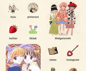 fruits basket, kimi ni todoke, and nobara image