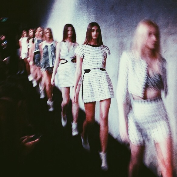 article, fashion, and runway image