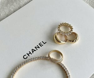 chain, jewelry, and necklace image