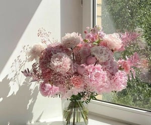 flowers, aesthetic, and decorations image