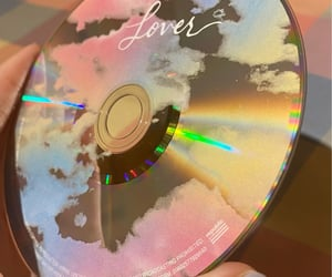 cd, lover, and music image