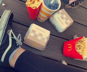 chips, fastfood, and food image