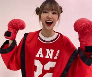 kpop, Nana, and kwon nayeon image