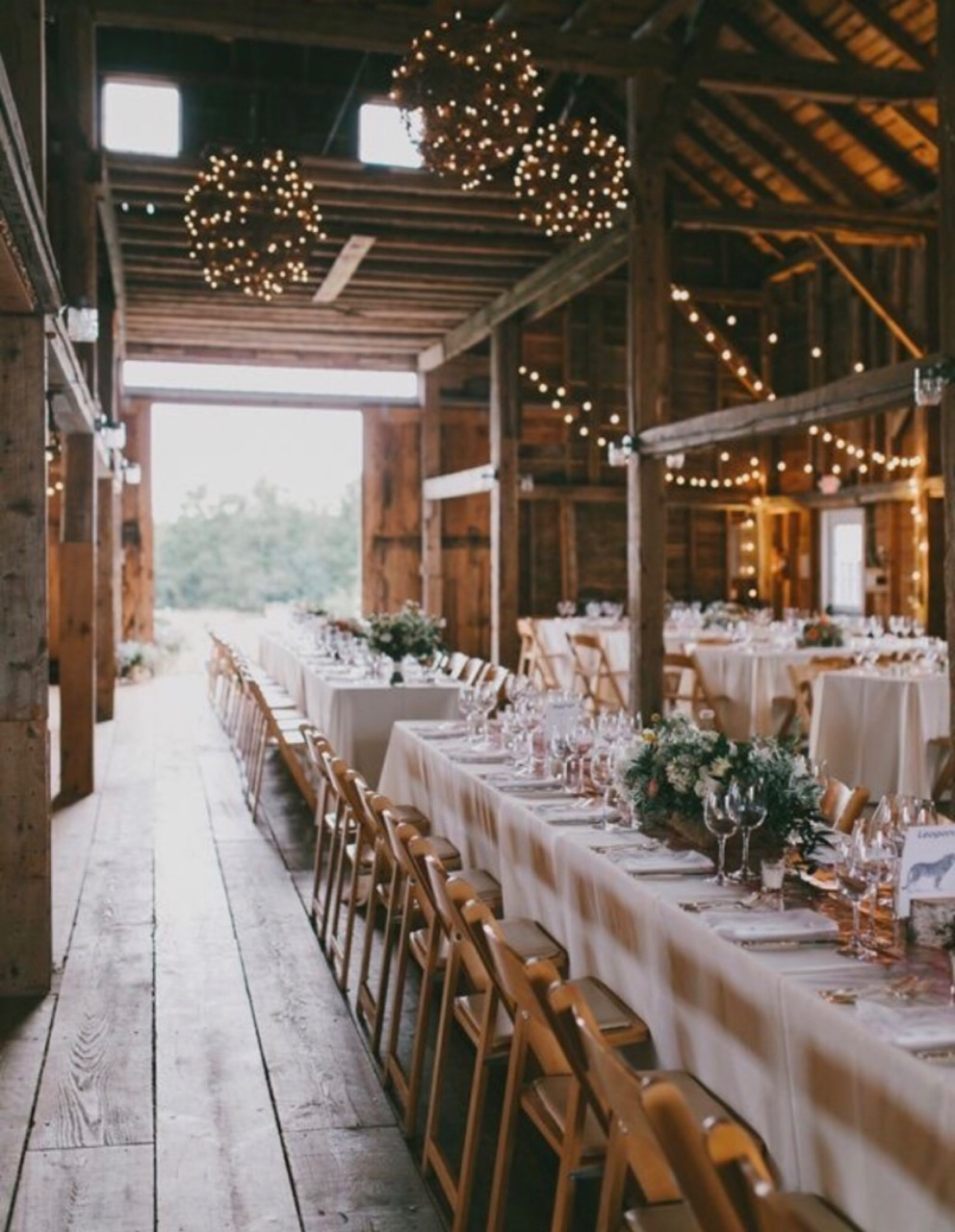 wedding and lights image