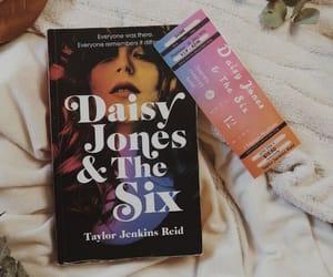 book, books, and daisy jones image