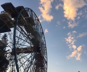 Amusement Parks, parks, and roller image