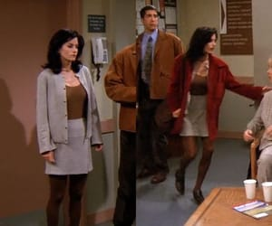 fashion, monica geller, and 90s image