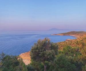 Greece, holiday, and Island image