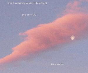 hope, sky, and moon image