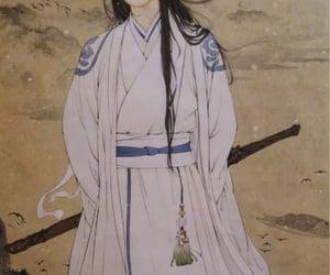 the untamed, xiao zhan, and mo dao zu shi image