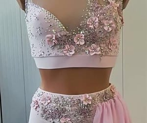 fashion, image, and crop top image