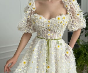 fashion, gown, and clothes image
