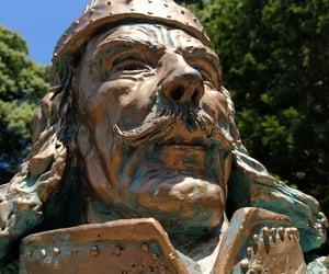 barb, fringe, and monument image