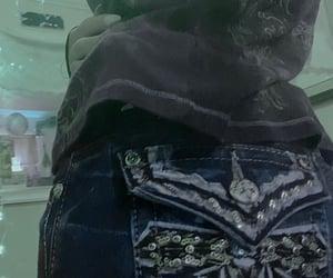 emo, goth, and grunge image