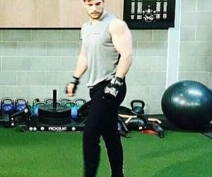 arms, box, and gym image