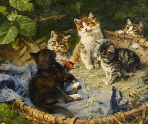 art, animals, and cute image