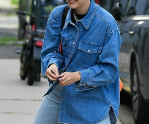 July 27, 2021 - Gigi Hadid out in NYC.