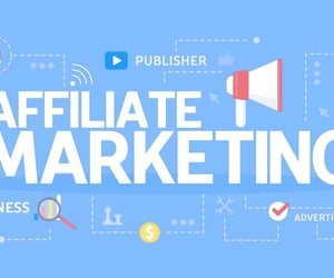 make money online, make money from home, and affiliate marketing image