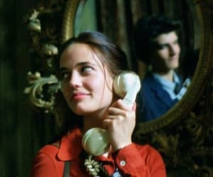 the dreamers, eva green, and girl image