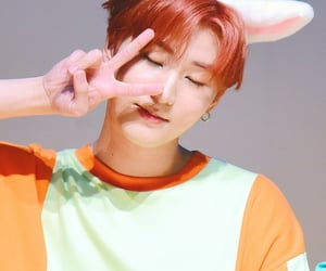 brian, red hair, and fansign image