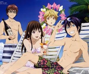 anime art, yukine, and anime image