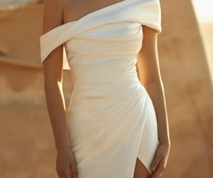 bridal, gowns, and haute couture image
