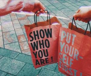 pink, shopping, and edits image