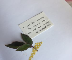 book, crafts, and leaf image