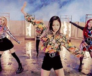 gif, music video, and kpop image