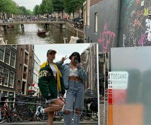 amsterdam, mirror selfie, and aesthetic aesthetics image