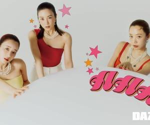 kpop, chorong, and magazine image